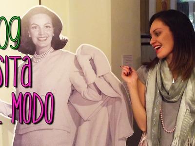 Visita a Museo el MODO - Moda Vintage Mujer - México DF