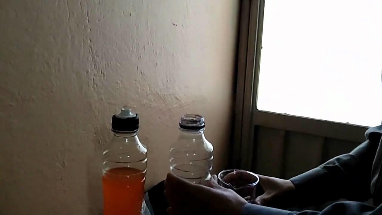 Cómo gasificar bebidas en casa