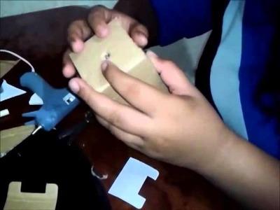 Como hacer una pirinola