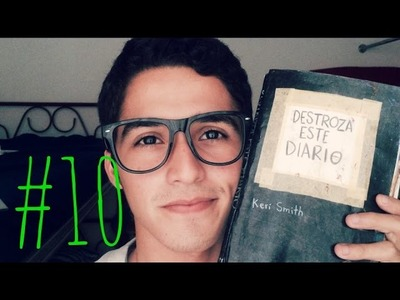 """DESTROZA ESTE DIARIO"" EPISODIO 10 - Consejosjavier"