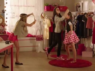 "Disney Channel España | Minnie&You (T2) ""Anillo"""