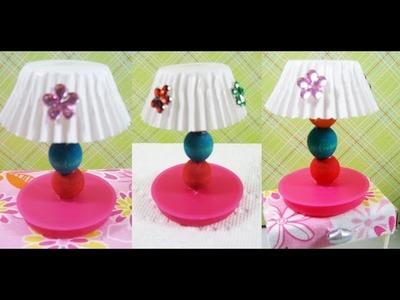 Episodio 544- Cómo hacer una lampara para su casa de muñecas