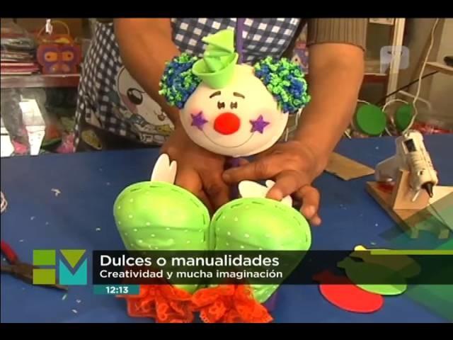 GANA UN INGRESO EXTRA CON MANUALIDADES PARA EL DÍA DEL NIÑO 23.04.13