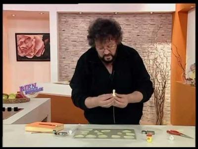 Jorge Rubicce - Bienvenidas TV - Rosa en Porcelana Fría