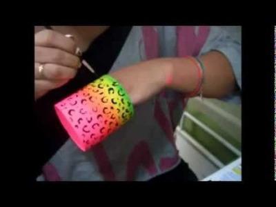Manualidades: Estuche de colores para brochas  - Juancarlos960