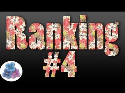 RANKING de FANS Semana 4 Sorteo Internacional *International Give Away* Pintura Facil