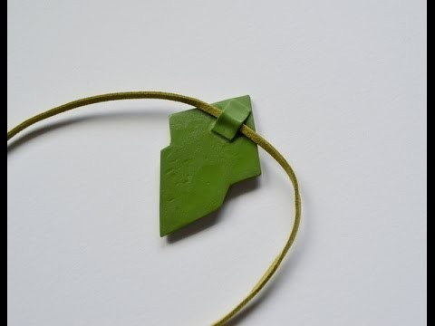 Cómo montar nuestros colgantes - How to assemble our pendants