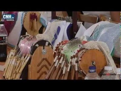 VI Encuentro de encajeras de bolillos en Jabugo, CNH SIERRA