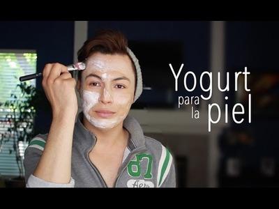 Beneficios Del Yogurt Para La Piel - Yasmany