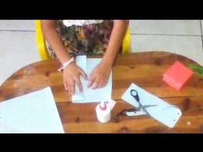 Caja de Papel Fácil - [KAROL - Manualidades y más. ]