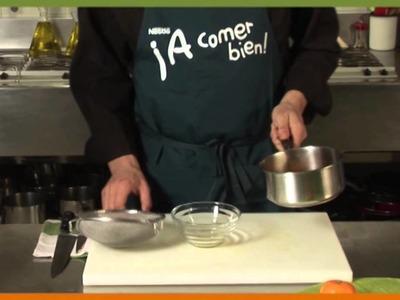Cómo preparar un aceite aromático de mandarina - Trucos y Consejos Nestlé