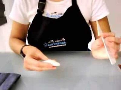 DIY♥Modelando manos con Porcelana fría