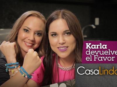 DIY - Pulseras de Trenzas - Karla Celis - Casa Linda (Episodio 1)