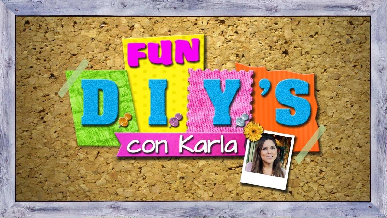 Fun DIY's con Karla (Promo) - Karla Celis