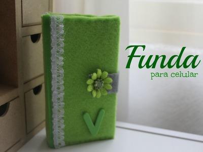 Funda para celular + FÁCIL