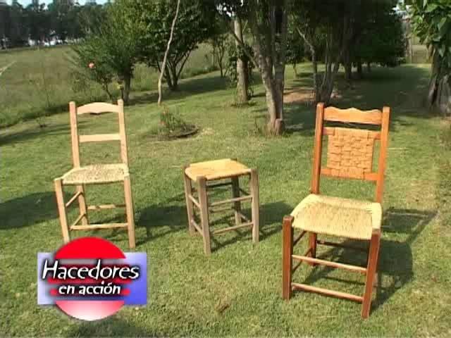 Hacedores: Jorge Silvestre es un tejedor de totoras, arte que aprendió de su padre y de su abuelo