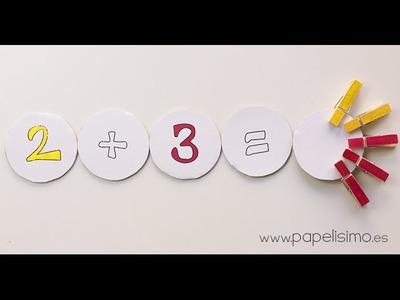 Juegos matemáticos para niños
