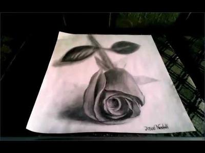 3D drawing dibujos 3d a lapiz