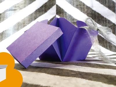 Cajita tarjeta Sorpresa. Guarda regalo. Día de los enamorados