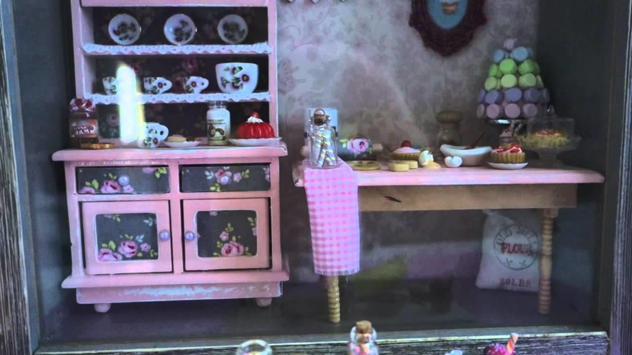 Cómo hacer comida en miniatura