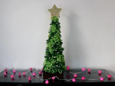Cómo Hacer un Pino de navidad para Decorar. Especial de Navidad - Hablobajito