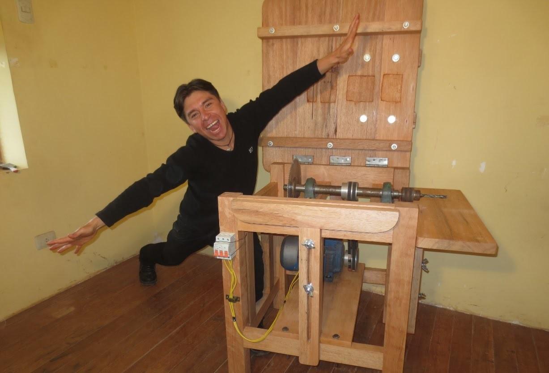 Como hacer una sierra circular de madera paso a paso - Como hacer una caja de madera paso a paso ...