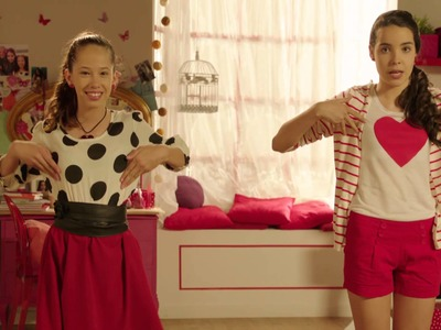 "Disney Channel España | Minnie&You (T1) ""Coreografía & You"""