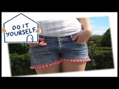 DIY shorts español