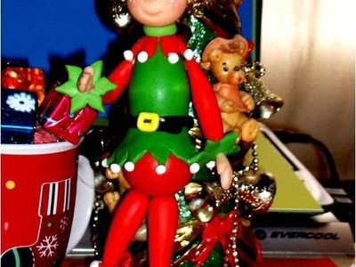 Duendes de Navidad paso a paso - Christmas goblins