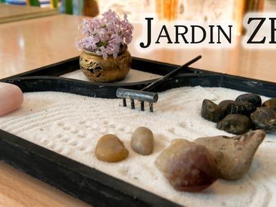 Jardin de Mesa Zen Japones para Relajacion y Decoracion