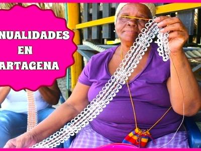 MANUALIDADES CON AMAS DE CASAS en Colombia