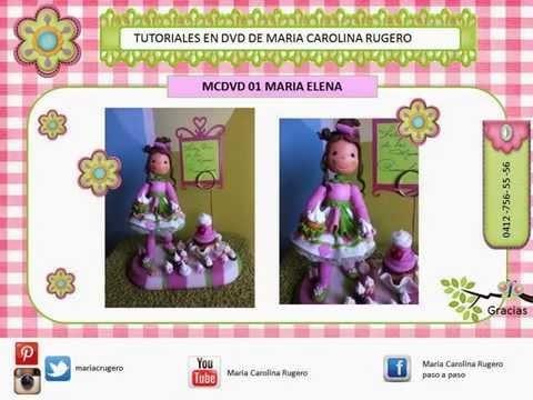 María Carolina Rugero Tutoriales a la venta
