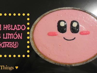 Pay Helado de Limón (KIRBY) *Gamers* c( ^ₒ^ c)