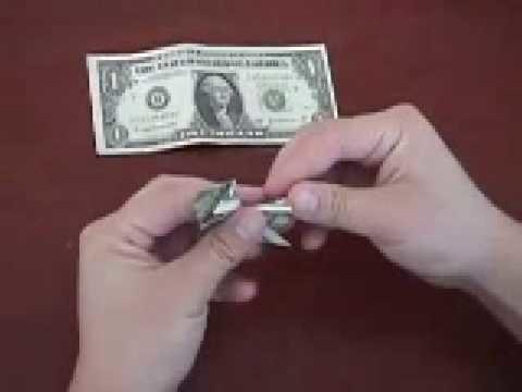 Tutorial   Como hacer un corazon con un billete