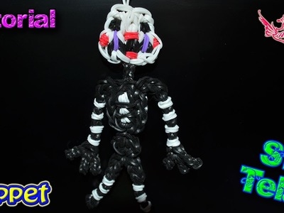 ♥ Tutorial: Puppet de gomitas de Five Nights at Freddy's (sin telar) ♥