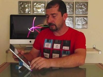 Cómo hacer un stand para iPad con una serpiente de Rubik | Vídeos chorras por Guarroman