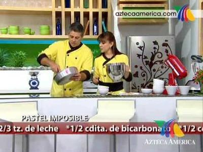 Cocina de YOLO, Pastel Imposible.