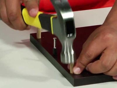 Cómo armar un mueble para baño