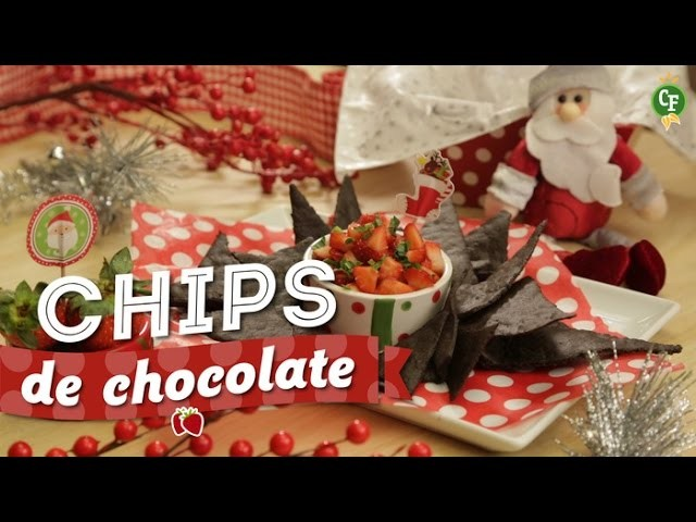 ¿Cómo preparar Chips de Chocolate? - Cocina Fresca