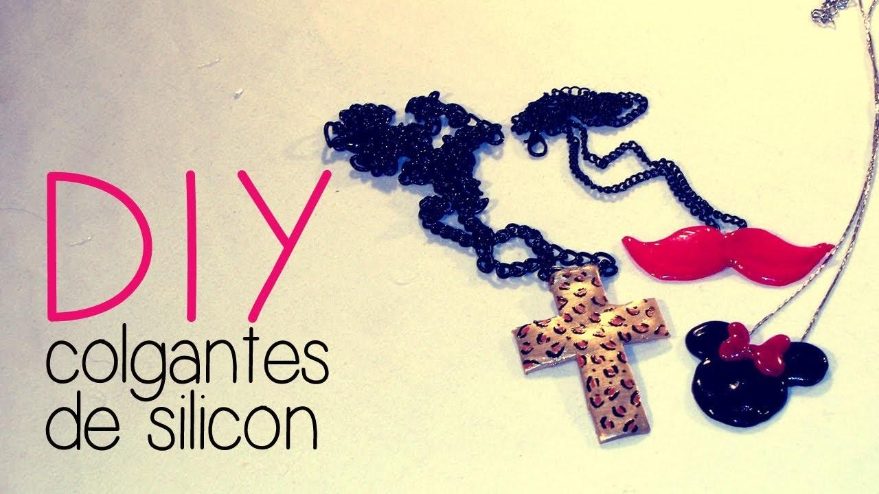 DIY Collares de Silicon - Nancy