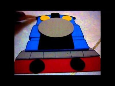 Dulcero de Thomas el tren en fomi