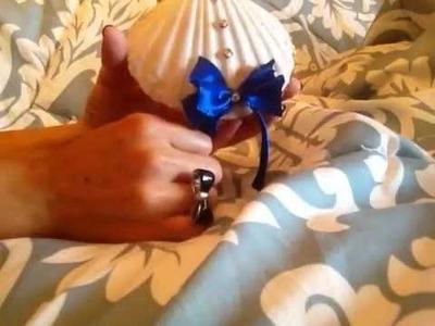 Estuche para anillo lindo y original =*)