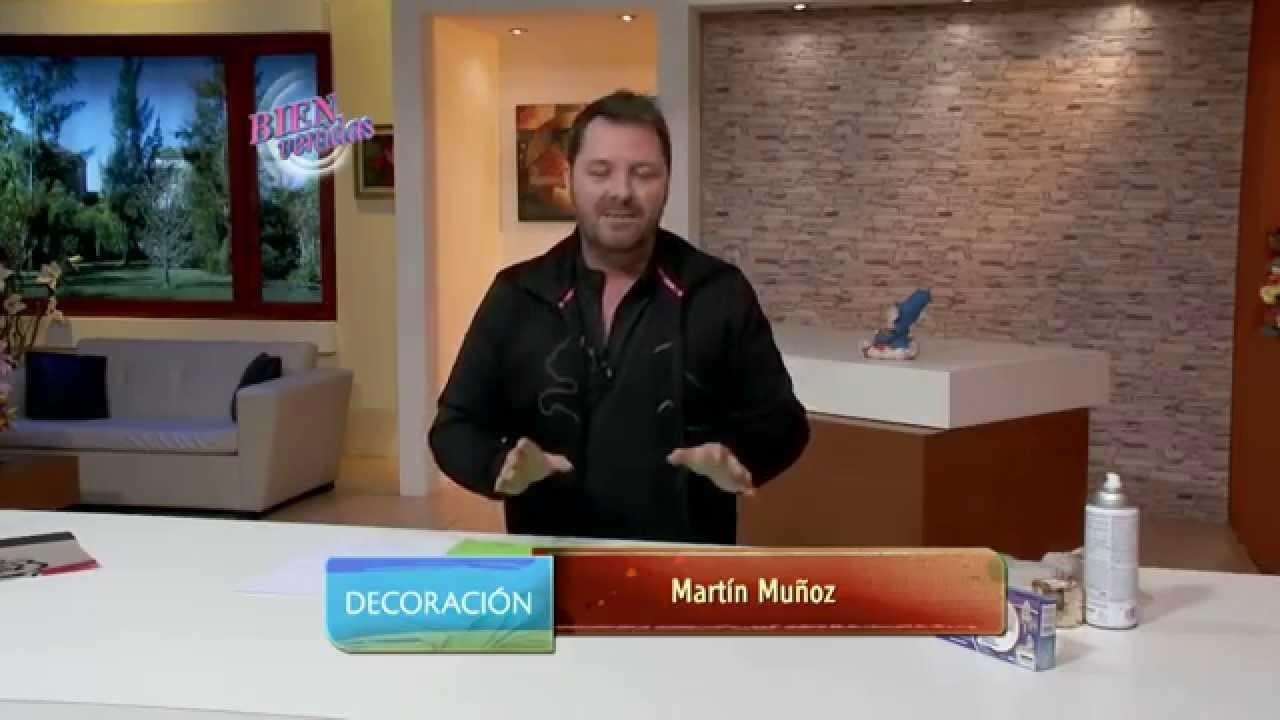 Martín Muñoz - Portavelas en flor