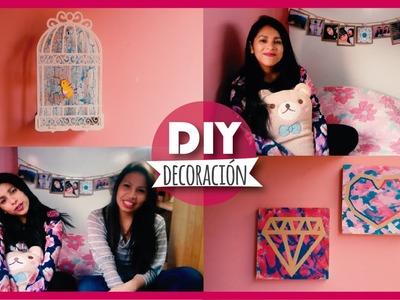 DIY: 3 ideas para decorar tu habitación! - SOUL MATES ♥