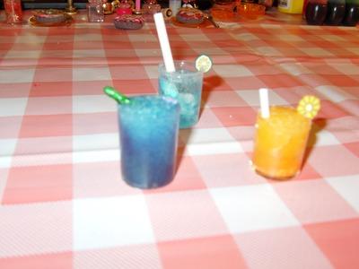 DIY Miniatura de raspado o bebida refrescante, para tus muñecas