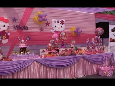 Bamboo eventos - Show infantil de Hello Kitty