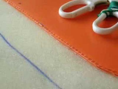 Como hacer carteras para topolino
