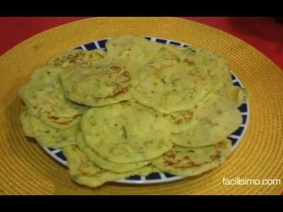 Cómo hacer tortitas de calabacín | facilisimo.com