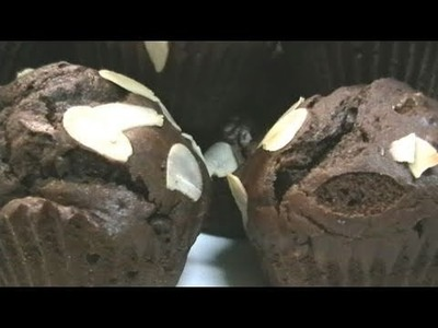 MAGDALENAS DE CHOCOLATE (MUFFINS)