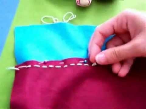Taller de costura de Chincheta - Lección I (^_^)